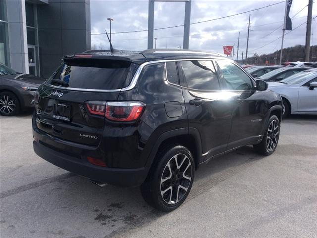 2018 Jeep Compass Limited (Stk: 03339P) in Owen Sound - Image 8 of 22