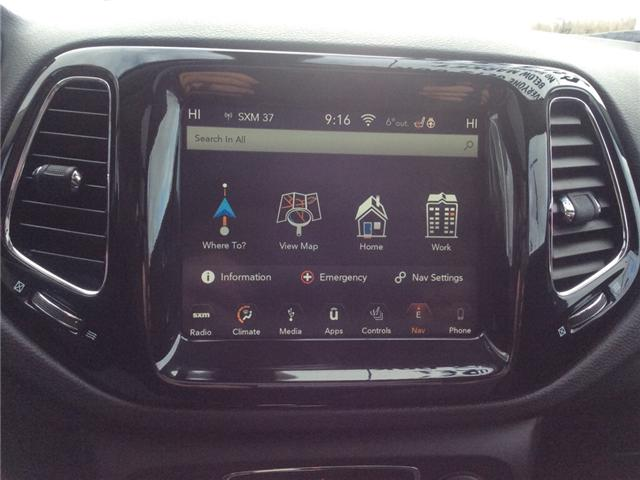 2018 Jeep Compass Limited (Stk: 03339P) in Owen Sound - Image 14 of 22