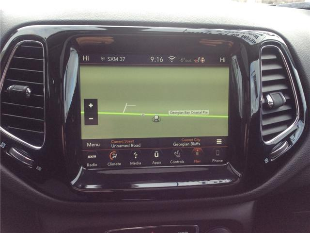 2018 Jeep Compass Limited (Stk: 03339P) in Owen Sound - Image 15 of 22