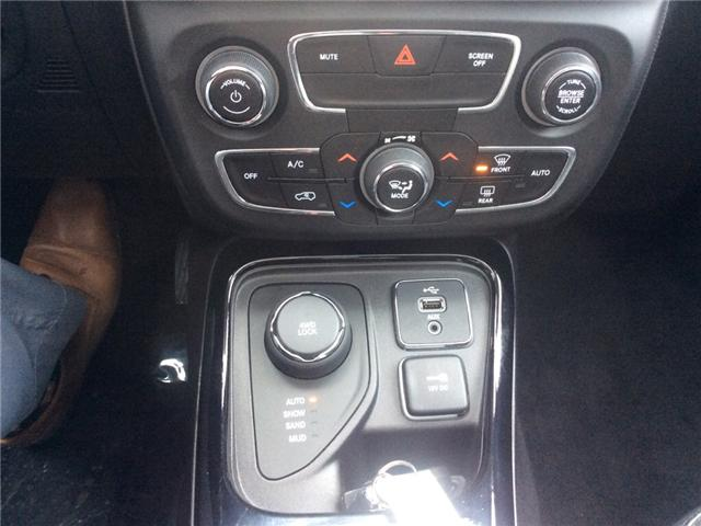 2018 Jeep Compass Limited (Stk: 03339P) in Owen Sound - Image 16 of 22
