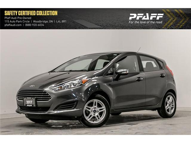 2017 Ford Fiesta SE (Stk: T16147A) in Woodbridge - Image 1 of 22