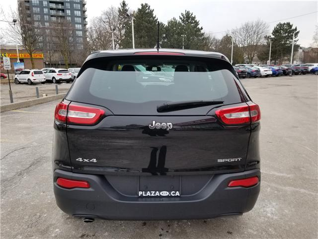 2016 Jeep Cherokee Sport (Stk: 6398A) in Richmond Hill - Image 4 of 21