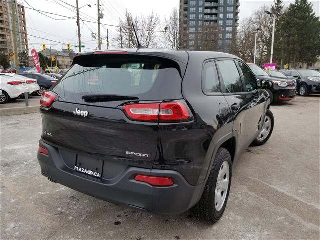 2016 Jeep Cherokee Sport (Stk: 6398A) in Richmond Hill - Image 5 of 21
