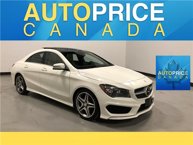 2015 Mercedes-Benz CLA-Class Base (Stk: F0173) in Mississauga - Image 1 of 26
