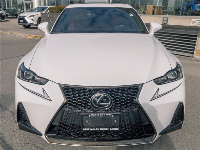 2018 Lexus IS 350 Base (Stk: OR27631A) in Markham - Image 2 of 25