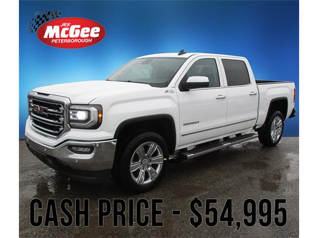 2018 GMC Sierra 1500 SLT (Stk: 18967) in Peterborough - Image 1 of 5