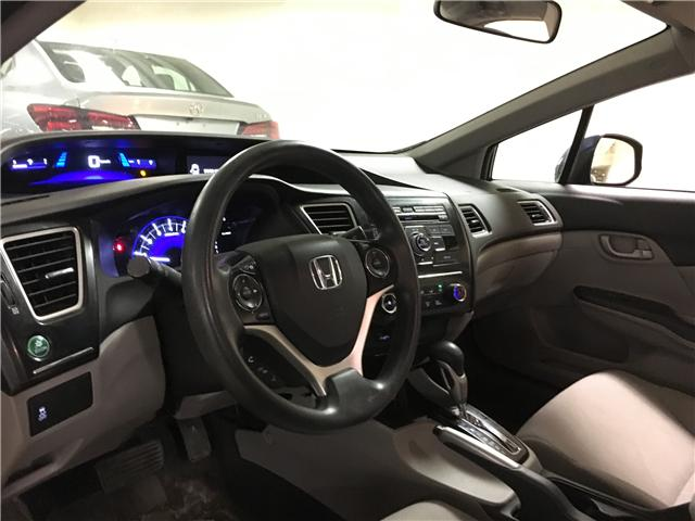 2013 Honda Civic LX (Stk: C19667A) in Toronto - Image 7 of 20