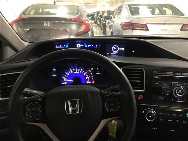 2013 Honda Civic LX (Stk: C19667A) in Toronto - Image 10 of 20