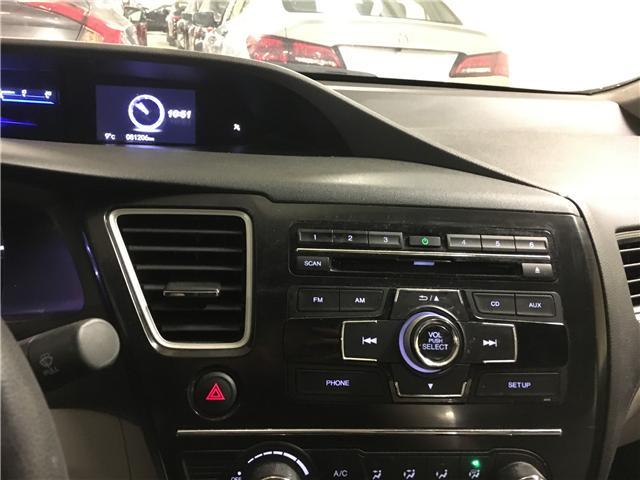2013 Honda Civic LX (Stk: C19667A) in Toronto - Image 13 of 20