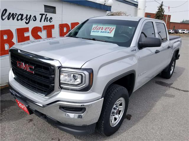 2017 GMC Sierra 1500 Base (Stk: 19-206) in Oshawa - Image 1 of 14