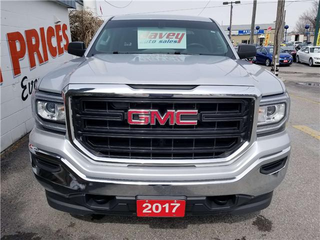 2017 GMC Sierra 1500 Base (Stk: 19-206) in Oshawa - Image 2 of 14