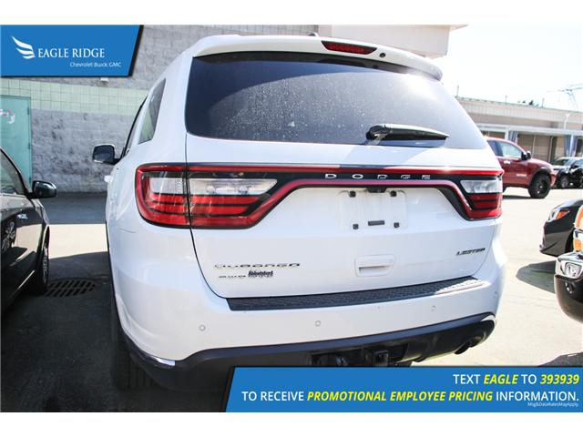 2014 Dodge Durango Limited (Stk: 148204) in Coquitlam - Image 2 of 4