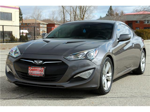 2013 Hyundai Genesis Coupe 2.0T Premium (Stk: 190301CM) in Waterloo - Image 1 of 25
