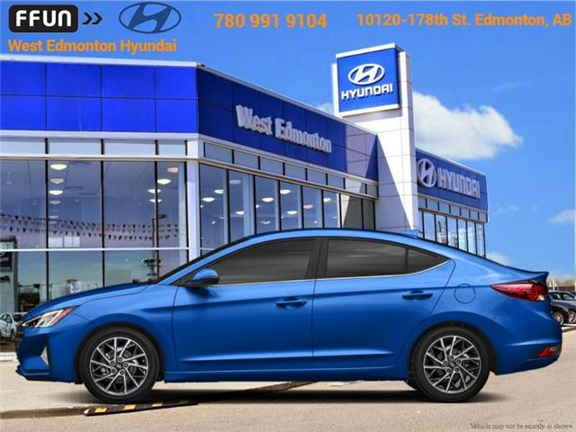 2019 Hyundai Elantra Limited (Stk: EL99321) in Edmonton - Image 1 of 1