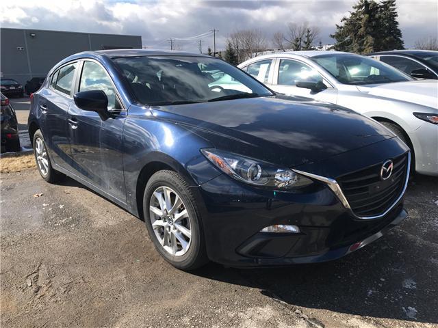 2016 Mazda Mazda3 GS (Stk: L2308) in Waterloo - Image 1 of 1