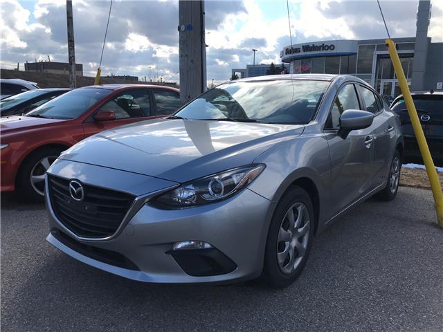 2016 Mazda Mazda3  (Stk: L2315) in Waterloo - Image 1 of 1