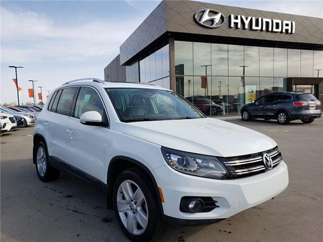 2016 Volkswagen Tiguan Highline (Stk: 29096A) in Saskatoon - Image 1 of 8