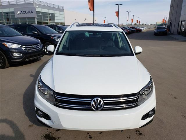 2016 Volkswagen Tiguan Highline (Stk: 29096A) in Saskatoon - Image 2 of 8