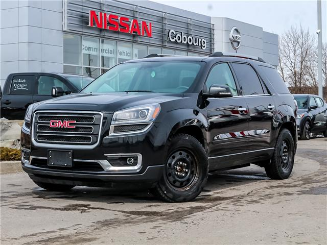 2015 GMC Acadia SLT1 (Stk: KC777580A) in Cobourg - Image 1 of 5