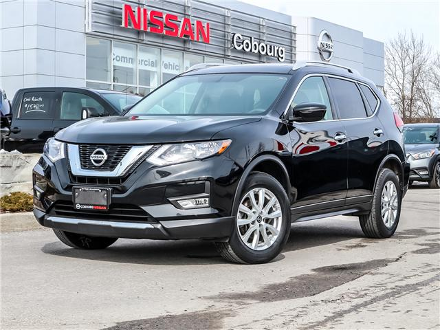 2017 Nissan Rogue SV (Stk: HC817521) in Cobourg - Image 1 of 30