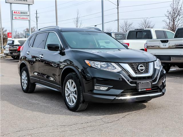 2017 Nissan Rogue SV (Stk: HC817521) in Cobourg - Image 3 of 30
