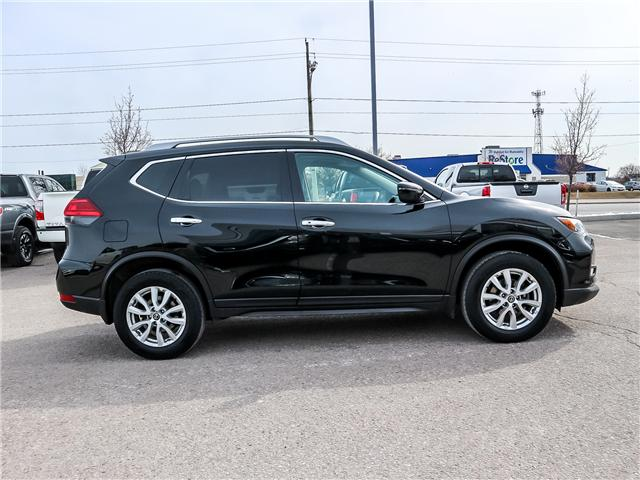 2017 Nissan Rogue SV (Stk: HC817521) in Cobourg - Image 4 of 30
