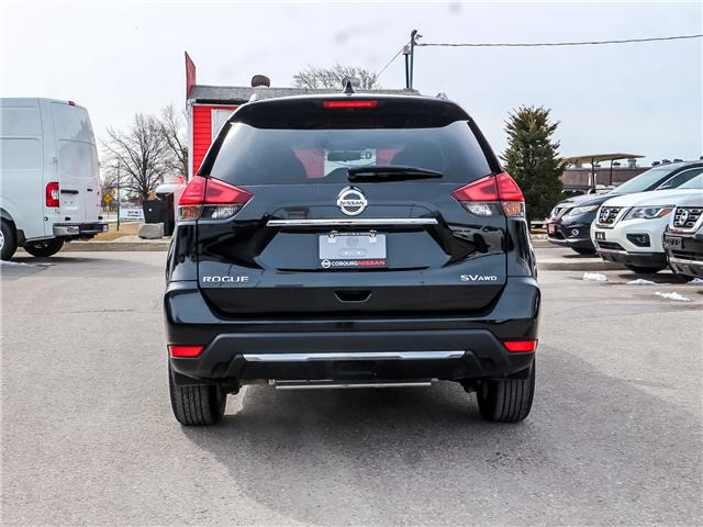 2017 Nissan Rogue SV (Stk: HC817521) in Cobourg - Image 6 of 30