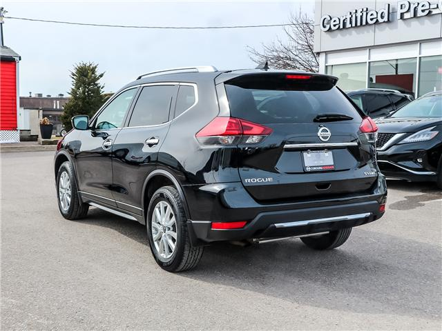 2017 Nissan Rogue SV (Stk: HC817521) in Cobourg - Image 7 of 30