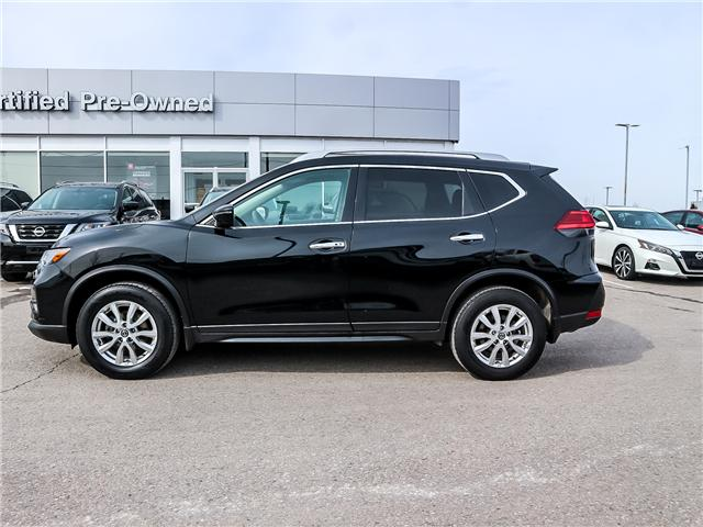 2017 Nissan Rogue SV (Stk: HC817521) in Cobourg - Image 8 of 30