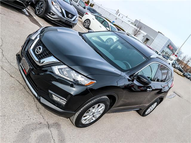 2017 Nissan Rogue SV (Stk: HC817521) in Cobourg - Image 11 of 30