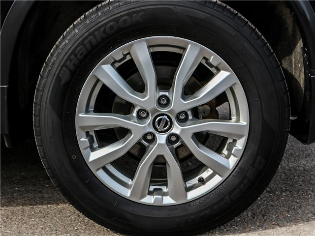 2017 Nissan Rogue SV (Stk: HC817521) in Cobourg - Image 12 of 30