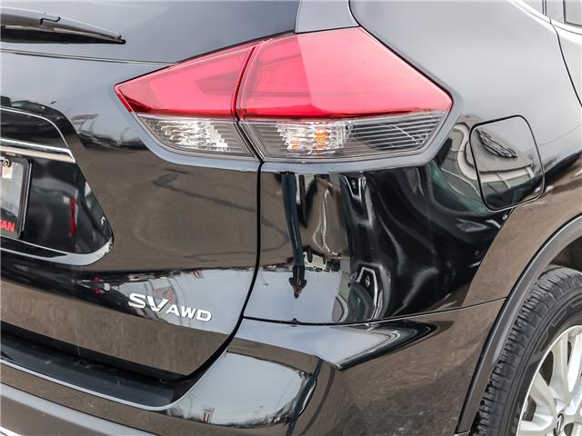 2017 Nissan Rogue SV (Stk: HC817521) in Cobourg - Image 14 of 30