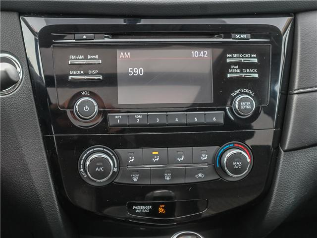2017 Nissan Rogue SV (Stk: HC817521) in Cobourg - Image 20 of 30