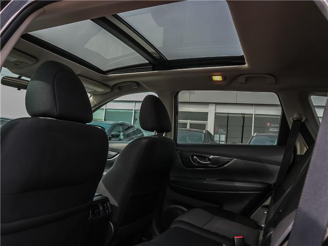 2017 Nissan Rogue SV (Stk: HC817521) in Cobourg - Image 24 of 30