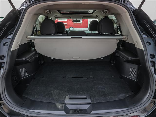 2017 Nissan Rogue SV (Stk: HC817521) in Cobourg - Image 26 of 30