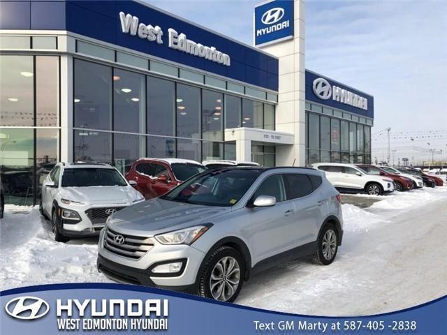 2016 Hyundai Santa Fe Sport 2.0T Limited (Stk: E4341) in Edmonton - Image 1 of 30