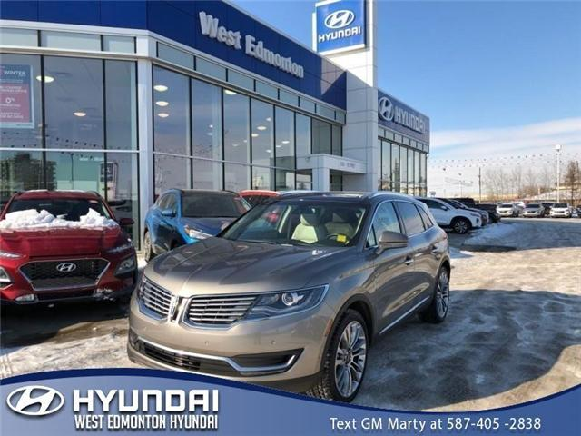 2016 Lincoln MKX Reserve (Stk: E4375) in Edmonton - Image 1 of 30