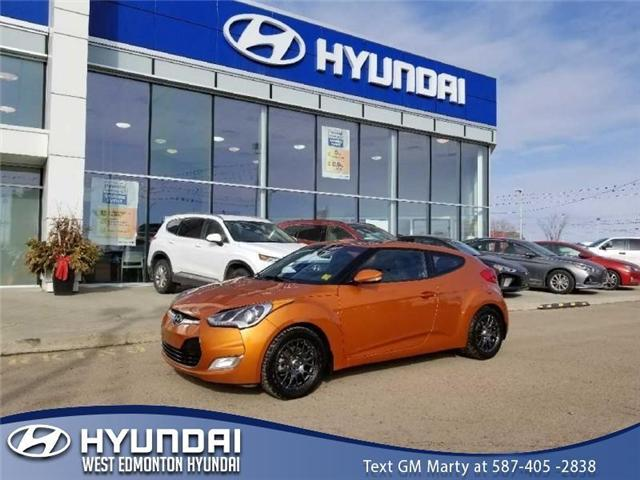 2016 Hyundai Veloster Tech (Stk: 89306A) in Edmonton - Image 1 of 22