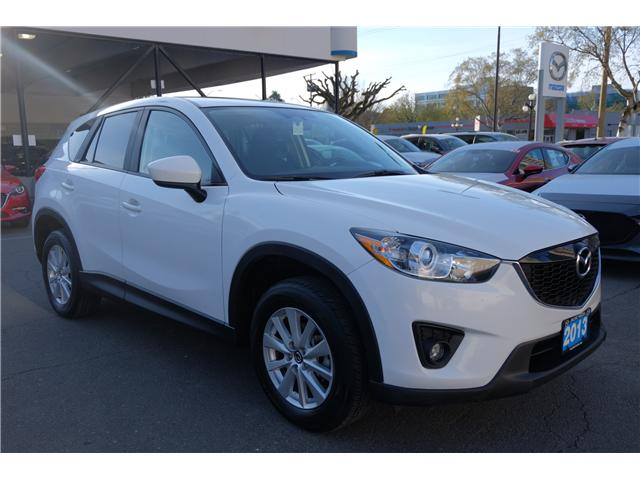 2013 Mazda CX-5 GS (Stk: 560142A) in Victoria - Image 1 of 25
