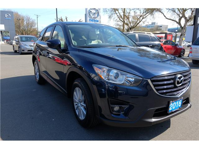 2016 Mazda CX-5 GS (Stk: 7887A) in Victoria - Image 1 of 30