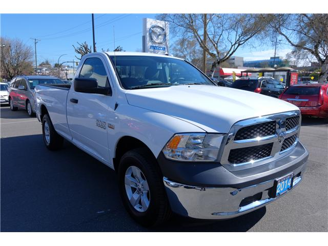 2014 RAM 1500 ST (Stk: 7881A) in Victoria - Image 1 of 17