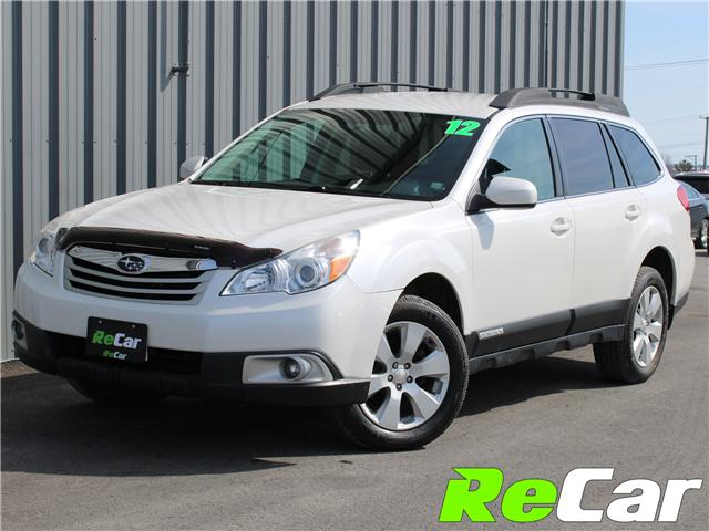 2012 Subaru Outback 2.5i Convenience Package (Stk: 180949b) in Fredericton - Image 1 of 23