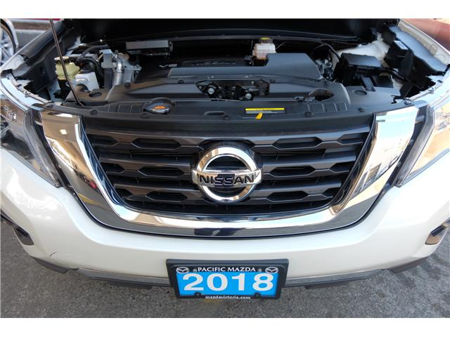 2018 Nissan Pathfinder SV Tech (Stk: 304451A) in Victoria - Image 21 of 21