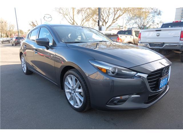 2017 Mazda Mazda3 GT (Stk: 7886A) in Victoria - Image 1 of 28