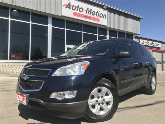 2012 Chevrolet Traverse LS (Stk: 19372) in Chatham - Image 1 of 21