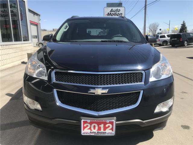 2012 Chevrolet Traverse LS (Stk: 19372) in Chatham - Image 4 of 21