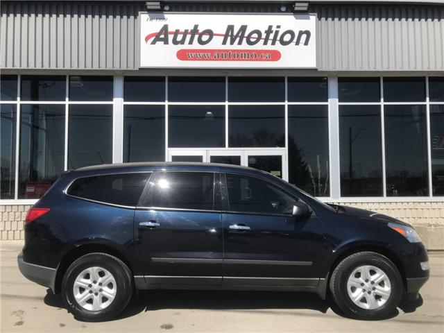 2012 Chevrolet Traverse LS (Stk: 19372) in Chatham - Image 2 of 21