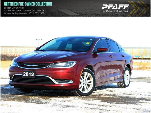 2016 Chrysler 200 Limited (Stk: LC9364A) in London - Image 1 of 20