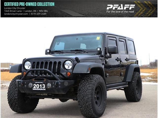 2013 Jeep Wrangler Unlimited Rubicon (Stk: LC9489A) in London - Image 1 of 16