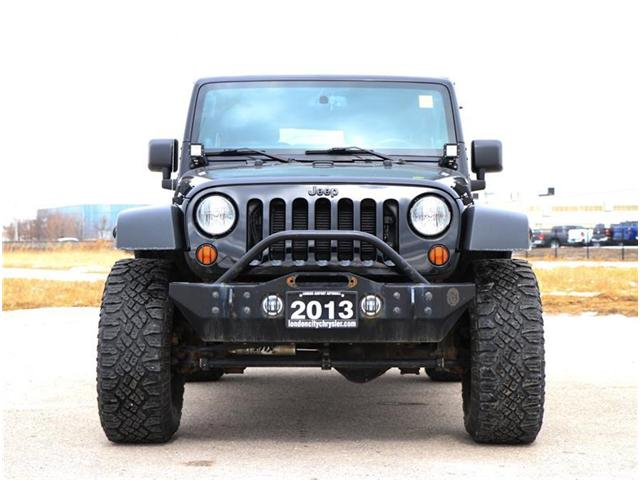 2013 Jeep Wrangler Unlimited Rubicon (Stk: LC9489A) in London - Image 2 of 16